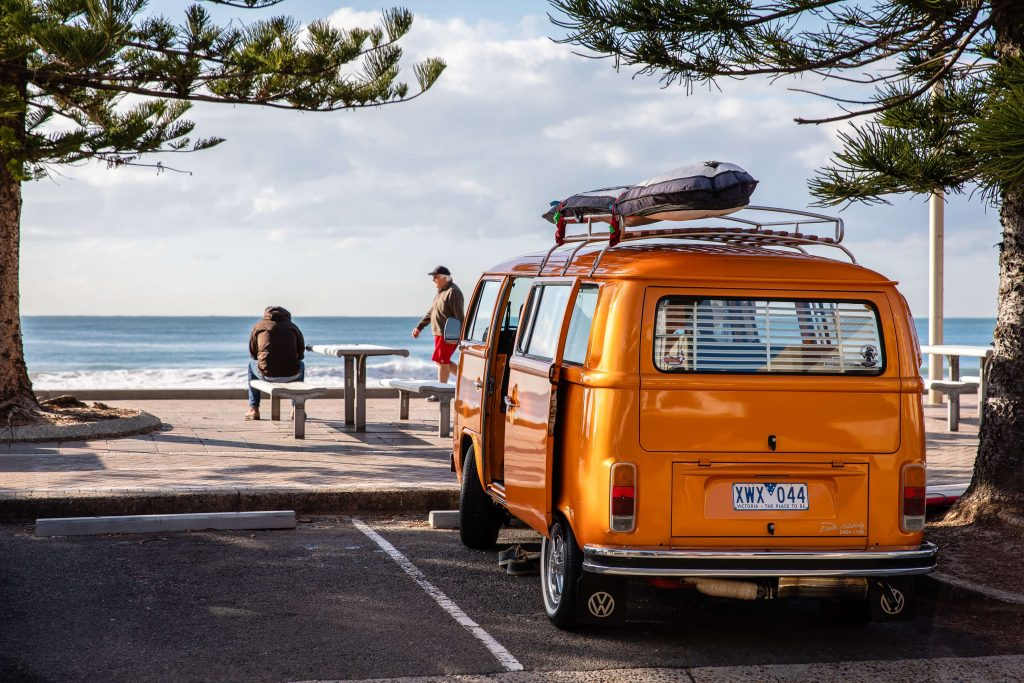 campervan - contact travel blog