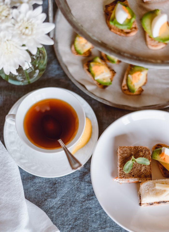 10 Best Places for Afternoon Tea in London